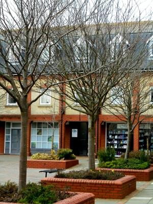 DAS front entrance