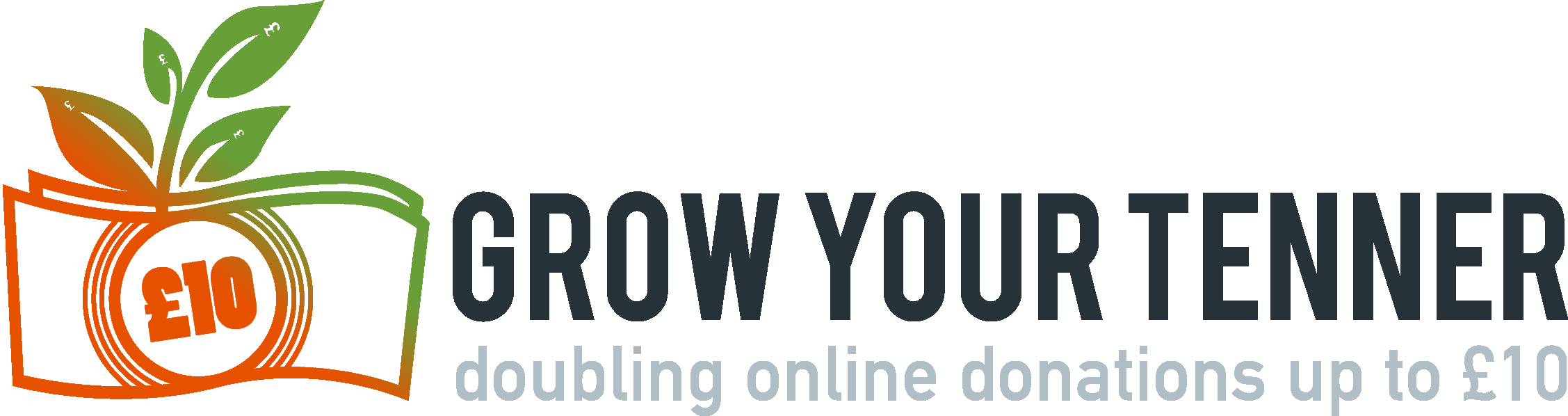 Grow Your Tenner logo 2016