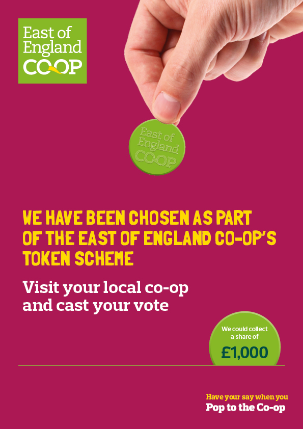 East of England Co-Op Token Scheme