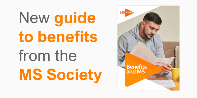 Benefits and MS graphic