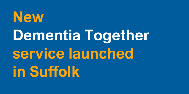 Dementia together graphic