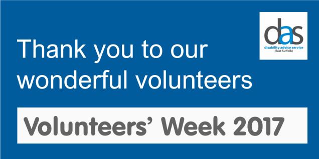 Volunteers' Week graphic
