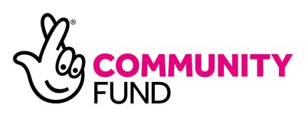 Community Fund lotto logo